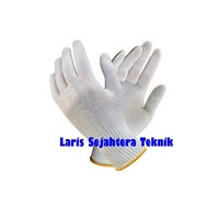 Jual Sarung Tangan Benang Sarung Tangan Safety 2