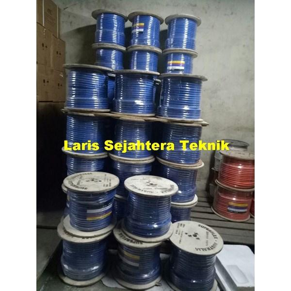 Kabel Las 50 MM Superflex Warna Biru