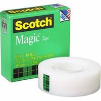 Isolasi 3M Bening Scotch Magic 3M 810
