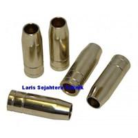 Nozzle MB-15 Sparepart Mesin Las MIG