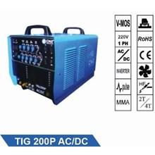 CNR TIG-200P Ac-Dc Mesin Las Argon Ac-Dc