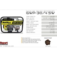 Mesin Pompa Air Multipro GWP-30