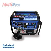 Genset Generator  7500 Watt Multipro GG-8900