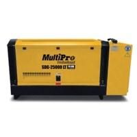 Genset Silent Diesel Generator Multipro SDG-25000 LT