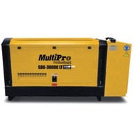 Genset Silent Diesel Multipro SDG-3000 LT