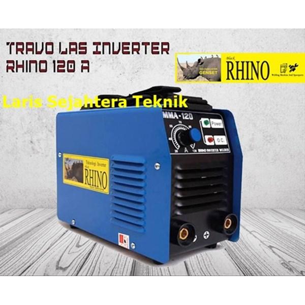Mesin Las Rhino MMA 120A Harga Murah