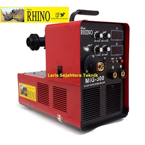 Mesin Las MIG 300 Rhino Harga Murah