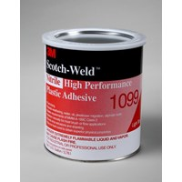 3M 1099 Scotch-Weld Plastic Adhesive