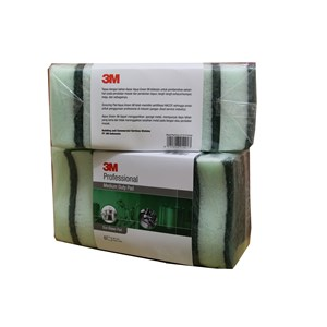 Busa Spon hand pad economic green