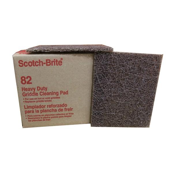 Scotch-brite heavy duty griddle pad