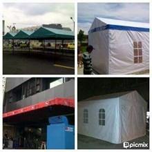 tenda kantor proyek