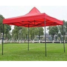 Folding cone tent