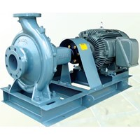 Pompa Air Ebara 65X50 Fsha - 7.5 Kw - 3000 Rpm (Ebara Transfer Pump) 1