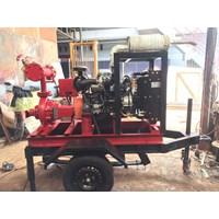 Jual Pompa Air Ebara 100X80 Fsga - 11 Kw - 3000 Rpm (Ebara Transfer Pump) 2