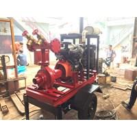 Pompa Air Ebara 100X80 Fsja - 30 Kw - 3000 Rpm (Ebara Transfer Pump) 1