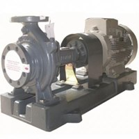Distributor Pompa Pemadam Kebakaran Ebara 100X65 Fska - 55 Kw - 3000 Rpm (Ebara Transfer Pump) 3