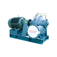Jual Pompa Pemadam Kebakaran Ebara 100X65 Fska - 55 Kw - 3000 Rpm (Ebara Transfer Pump) 2