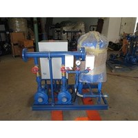 Distributor Pompa Air Ebara 100X80 Fshca 55 Kw - 3000 Rpm (Ebara Transfer Pump) 3