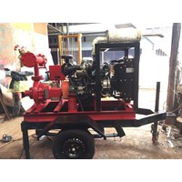 Pompa Air Ebara 125X100 Fsjca 55 Kw - 3000 Rpm (Ebara Transfer Pump) 1