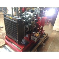 Jual Pompa Pemadam Kebakaran Diesel Hydrant Pump 500 Gpm 2
