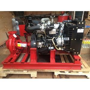 Pompa Pemadam Kebakaran Diesel Hydrant Pump 500 Gpm