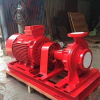 Fire Pump Electric Fire Pump Samco 500 Gpm