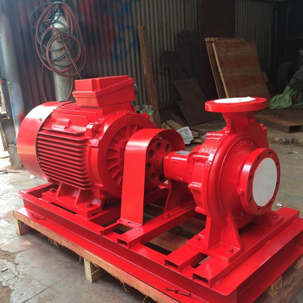 Sell Fire Pump Electric Fire Pump Samco 500 Gpm