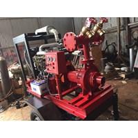 Pompa Pemadam Kebakaran Samco Diesel Fire Pump Murah 5