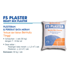 Fs Instant Cement Plaster 2