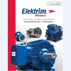 Elektrim Three Phase Induction Motor 2