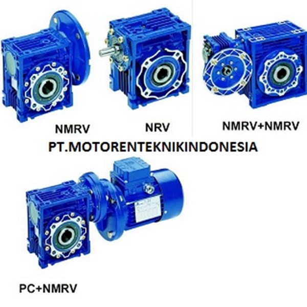 Worm Gear NMRV MOTOVARIO