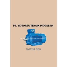 Electric Motor 3 Phase ADK
