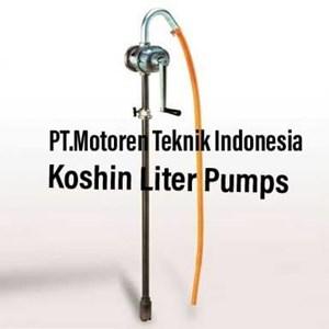 High Liter Pump
