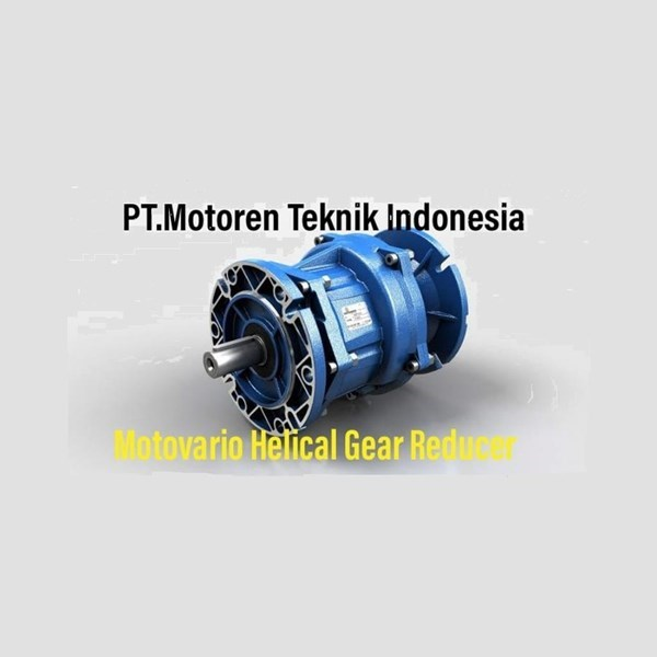 Motovario Helical Gear Reducer