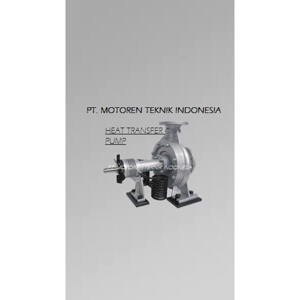 Pompa Air Sumur  Heat Transfer Pump