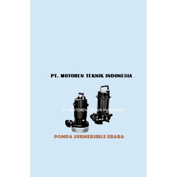 Pompa Submersible Ebara