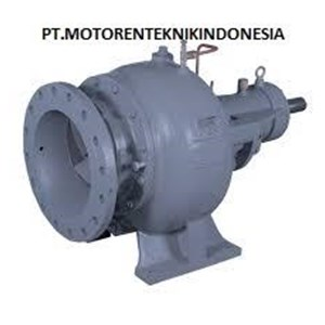 MIXED FLOW VOLUTE PUMP