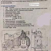 Kompresor Angin NingBo Tili