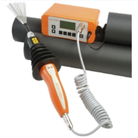 High Voltage Holiday Detector