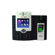 iClock880-H Large Capacity Fingerprint Time & Attendance and Access Control Terminal
