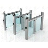Glass Turnstiles  Model:RS 716-2