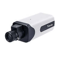 IP8166 Fixed Network Camera