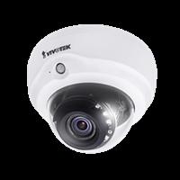 FD8182-T FD8182-F2 Fixed Dome Network Camera