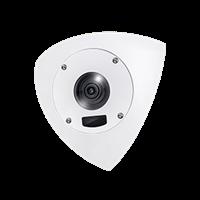 CD8371-HNTV CD8371-HNVF2 Corner Dome Network Camera