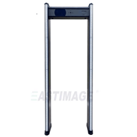 EI-MD3000 High Sensitivity Digital Walkthrough Metal Detector