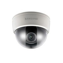 SCD-3080 High Resolution WDR Varifocal Dome Camera