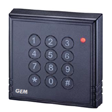 Proximity Keypad System  DG ea200