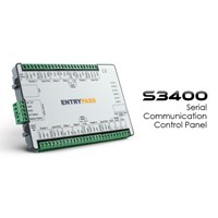 S3400 Serial Communication Control Panel