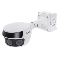 MS9321-EHV Multi-Sensor Panoramic Network Camera