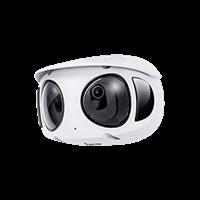 MS9390-HV Multi-Sensor Dome Network Camera